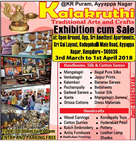 Kalakruthi - Exhibition cum Sale