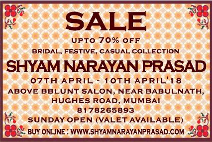 Shyam Narayan Prasad - Sale