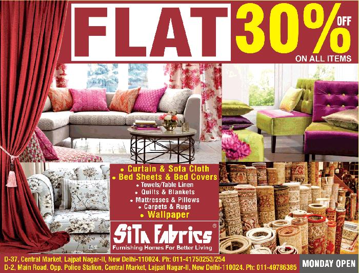 Sita Fabrics - SALE