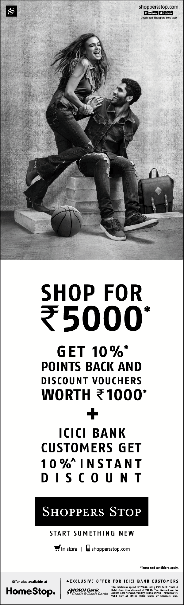 Shoppers Stop - Sale