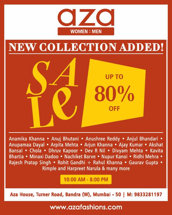 AZA Fashions - Sale