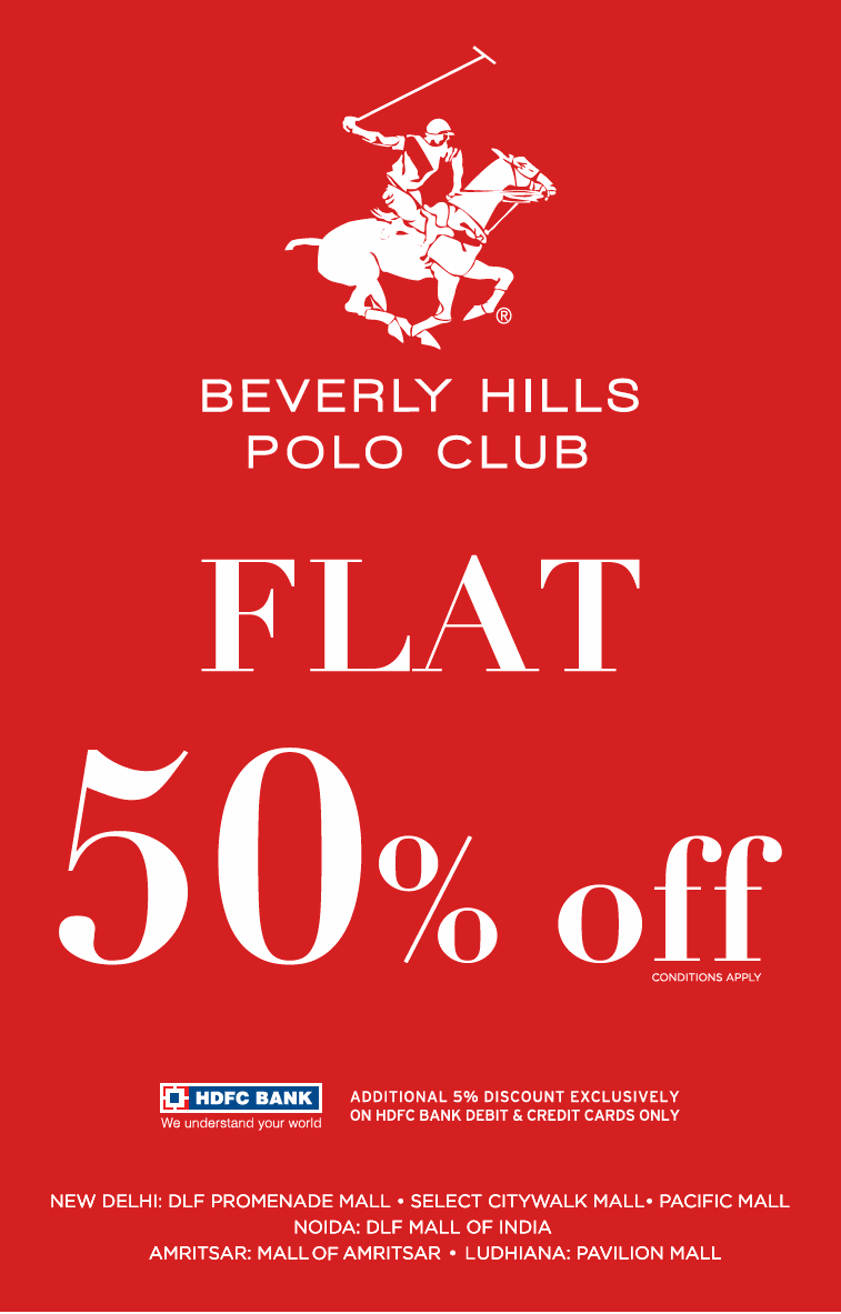Beverly Hills Polo Club - Sale