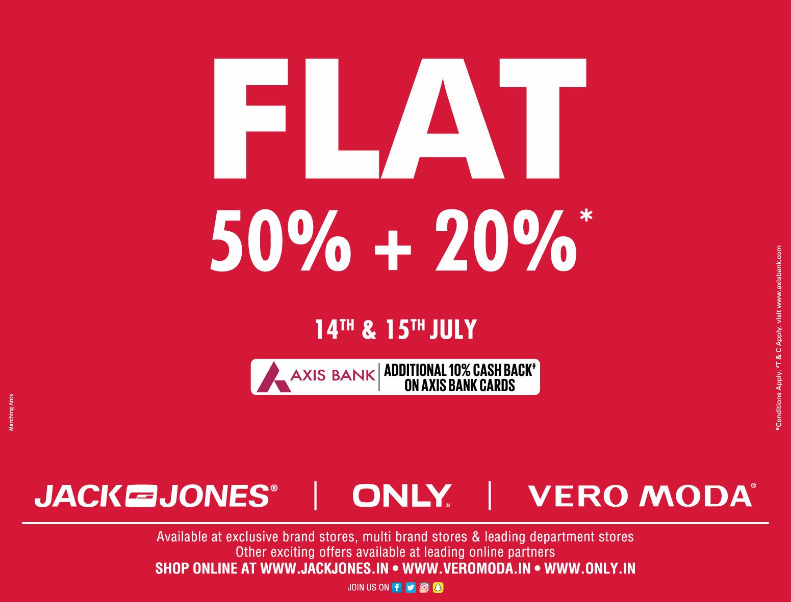 Vero Moda / Jack & Jones / Only - Sale