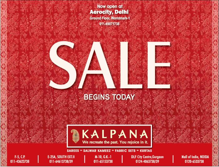 Kalpana - Sale