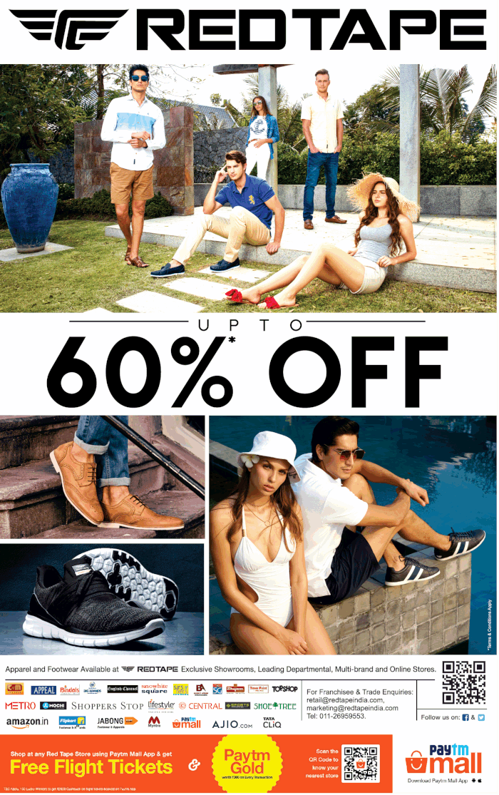Red Tape Footwear - Sale