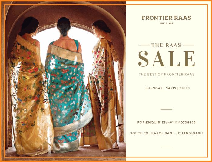 Frontier Raas - Sale