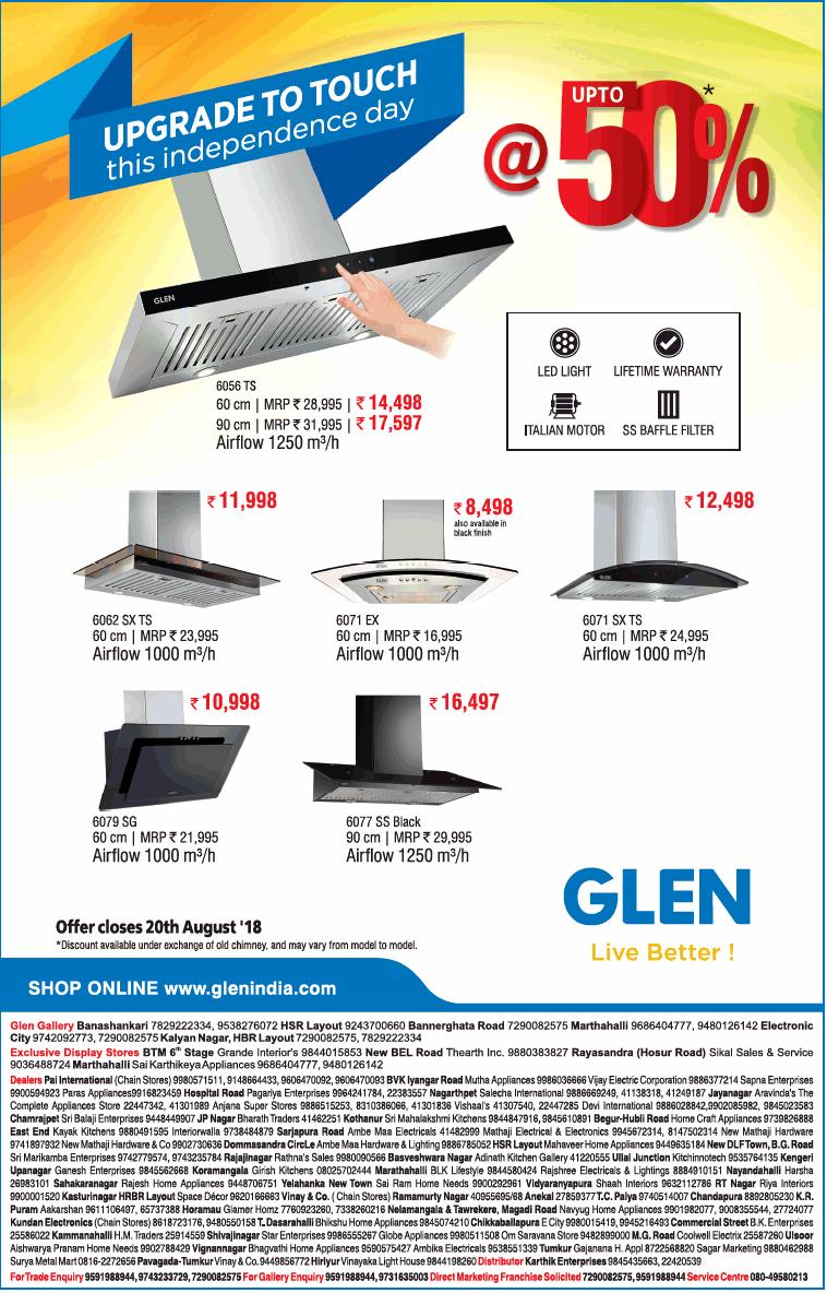 Glen - Sale